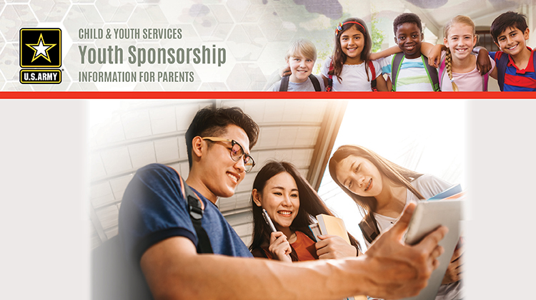 Youth Sponsorship Information for Parents