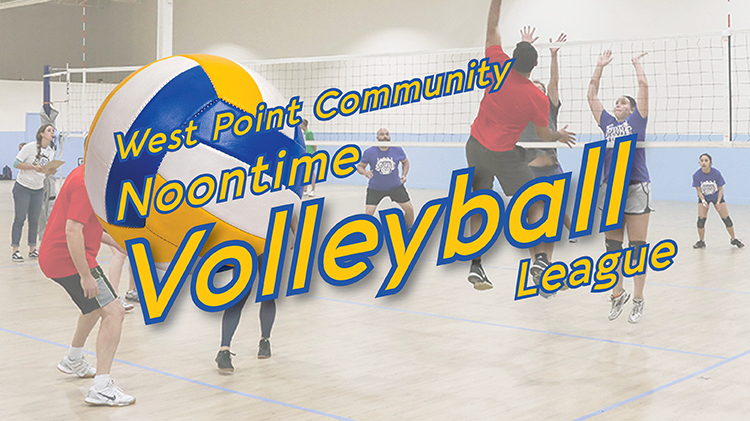 West Point Community Noontime Volleyball League