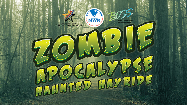 Zombie Apocalypse Haunted Hayride