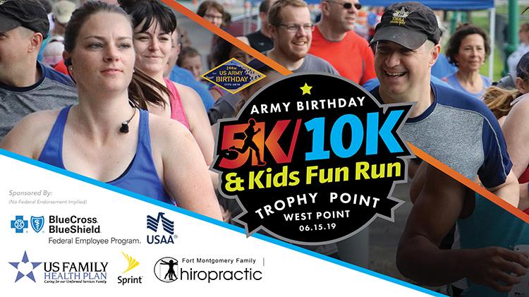 Army Birthday 5K/10K & Kids Fun Run