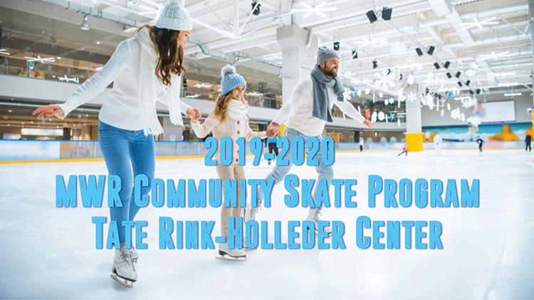 MWR Community Skate Program