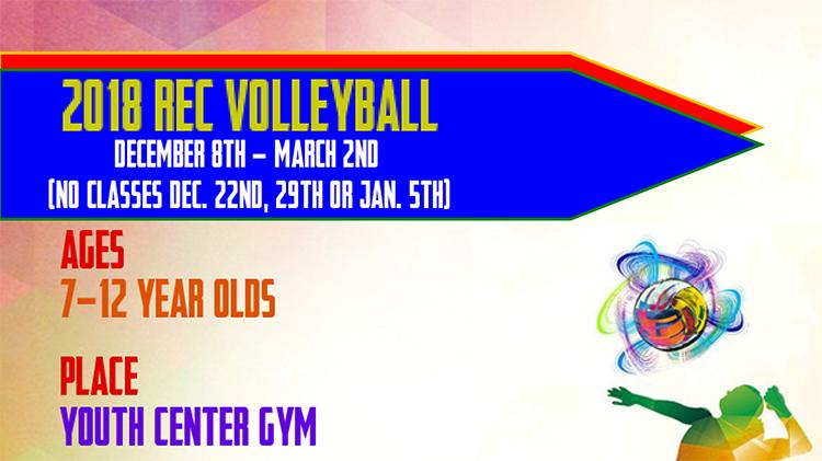 2018 Rec Volleyball