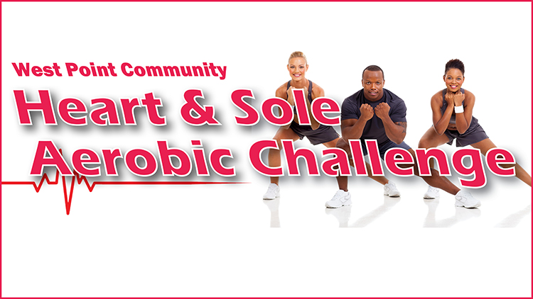 West Point Community Heart & Sole Aerobic Challenge